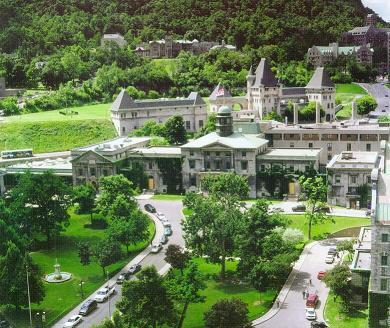 麦吉尔大学俯视图-麦吉尔大学照片秀